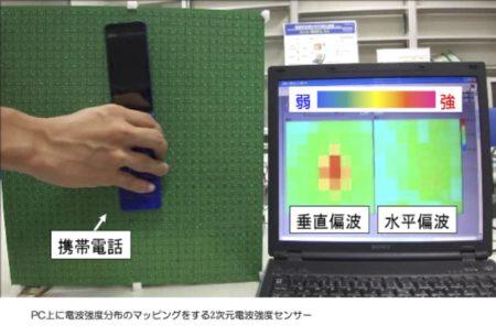 33 電磁波の発生源を可視化する